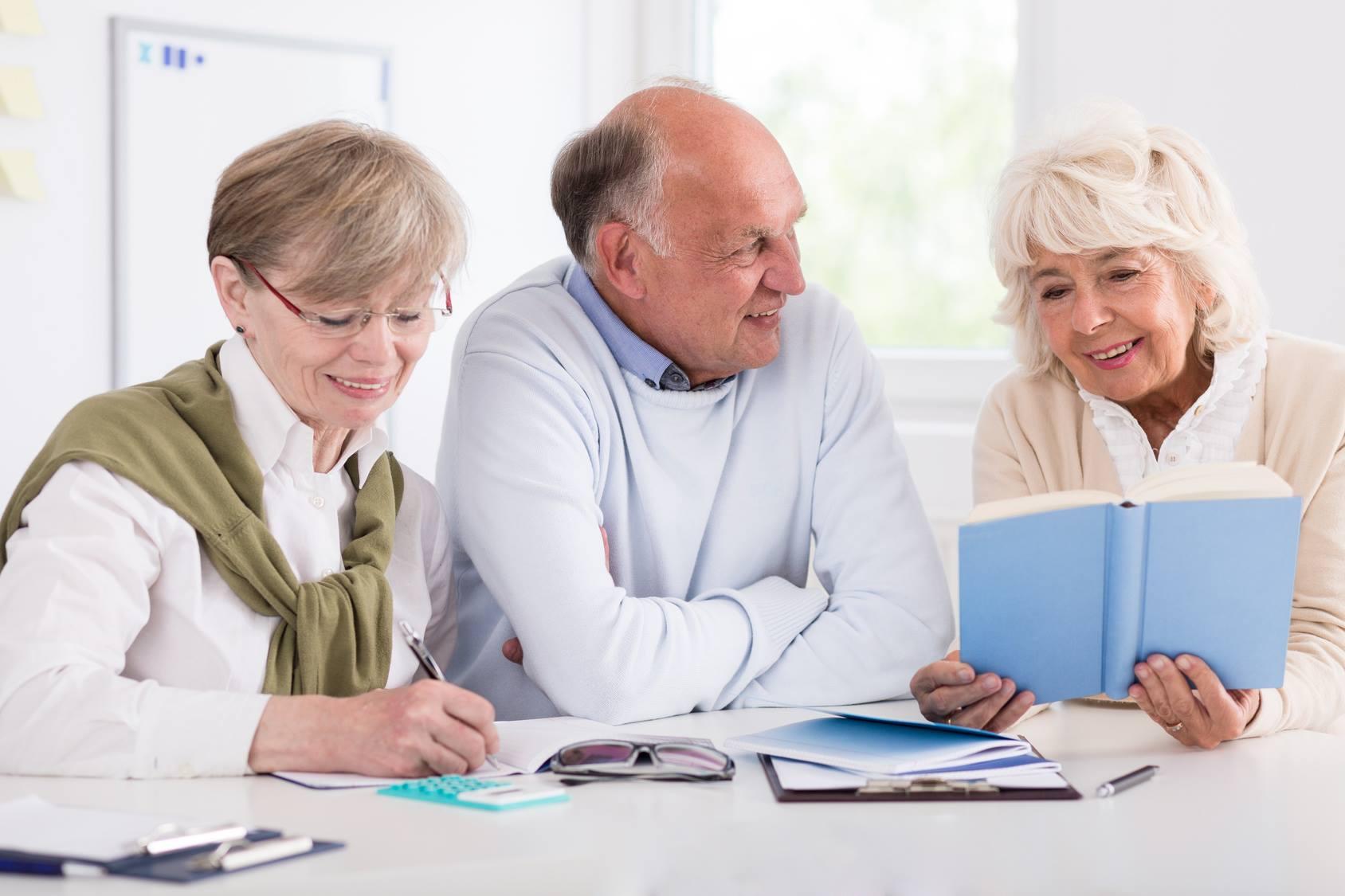 Kursy dla seniorów