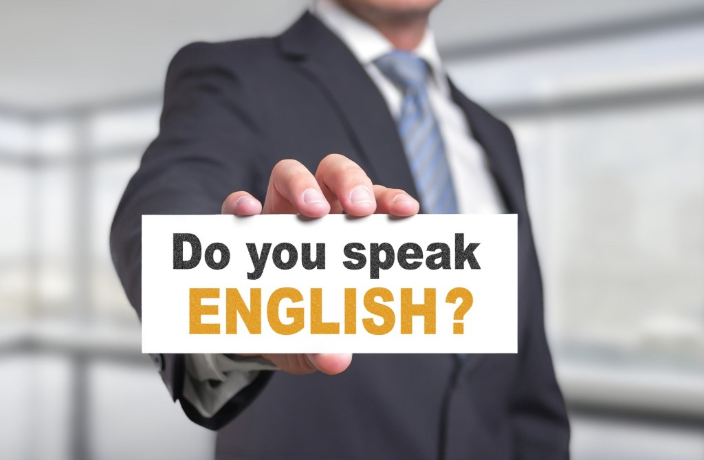 Do you speak english?